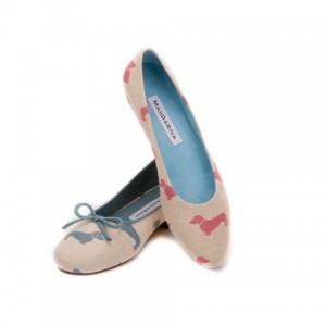 madarina shoes- dachshund pumps